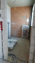 Rohinstallation Gäste-WC